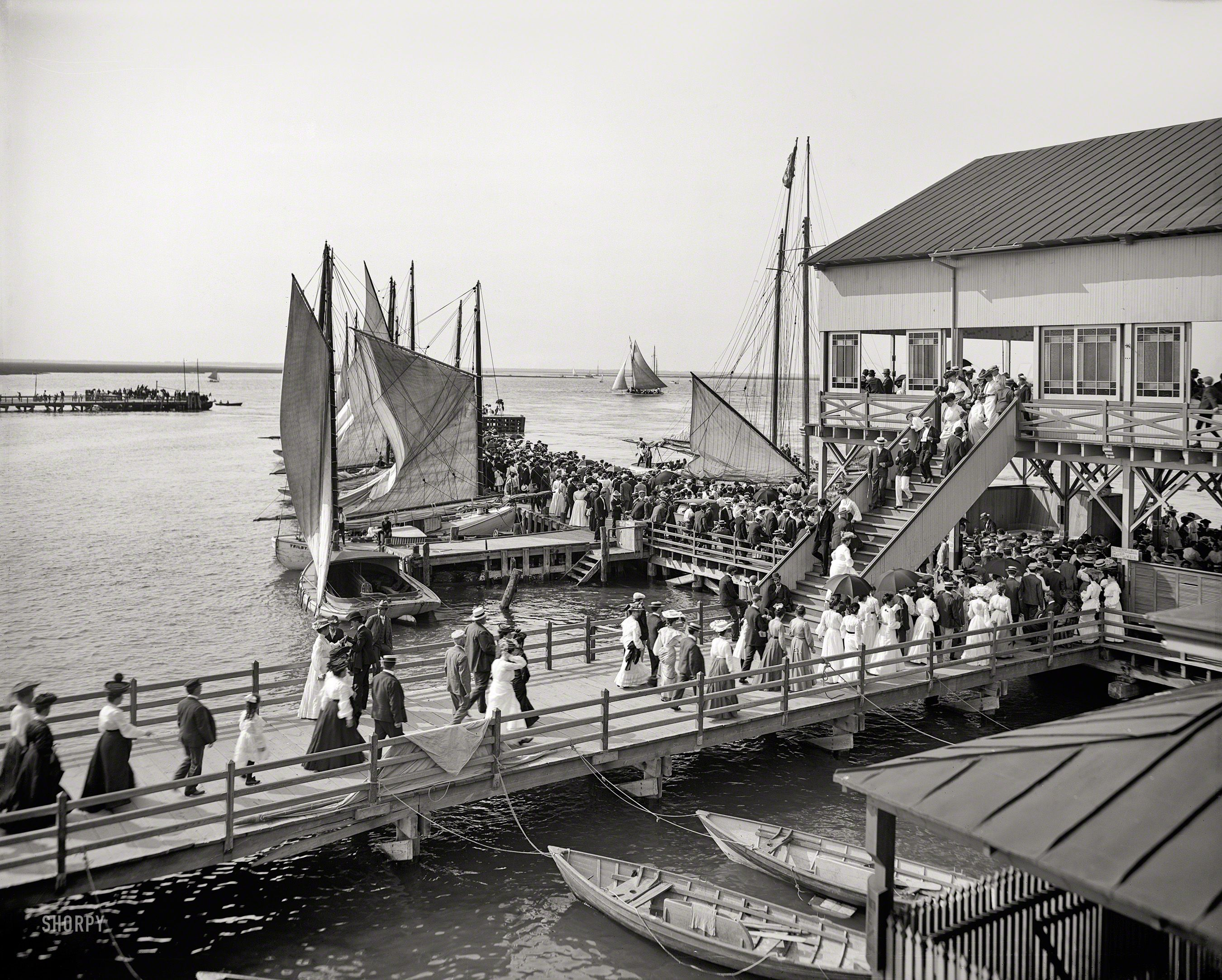 Shorpy Historic Picture Archive :: Fun in the Sun