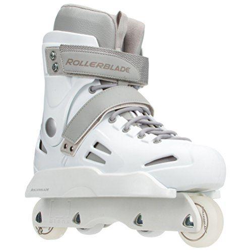 Rollerblade Solo Trooper Aggressive Skates 9 0 White Learn