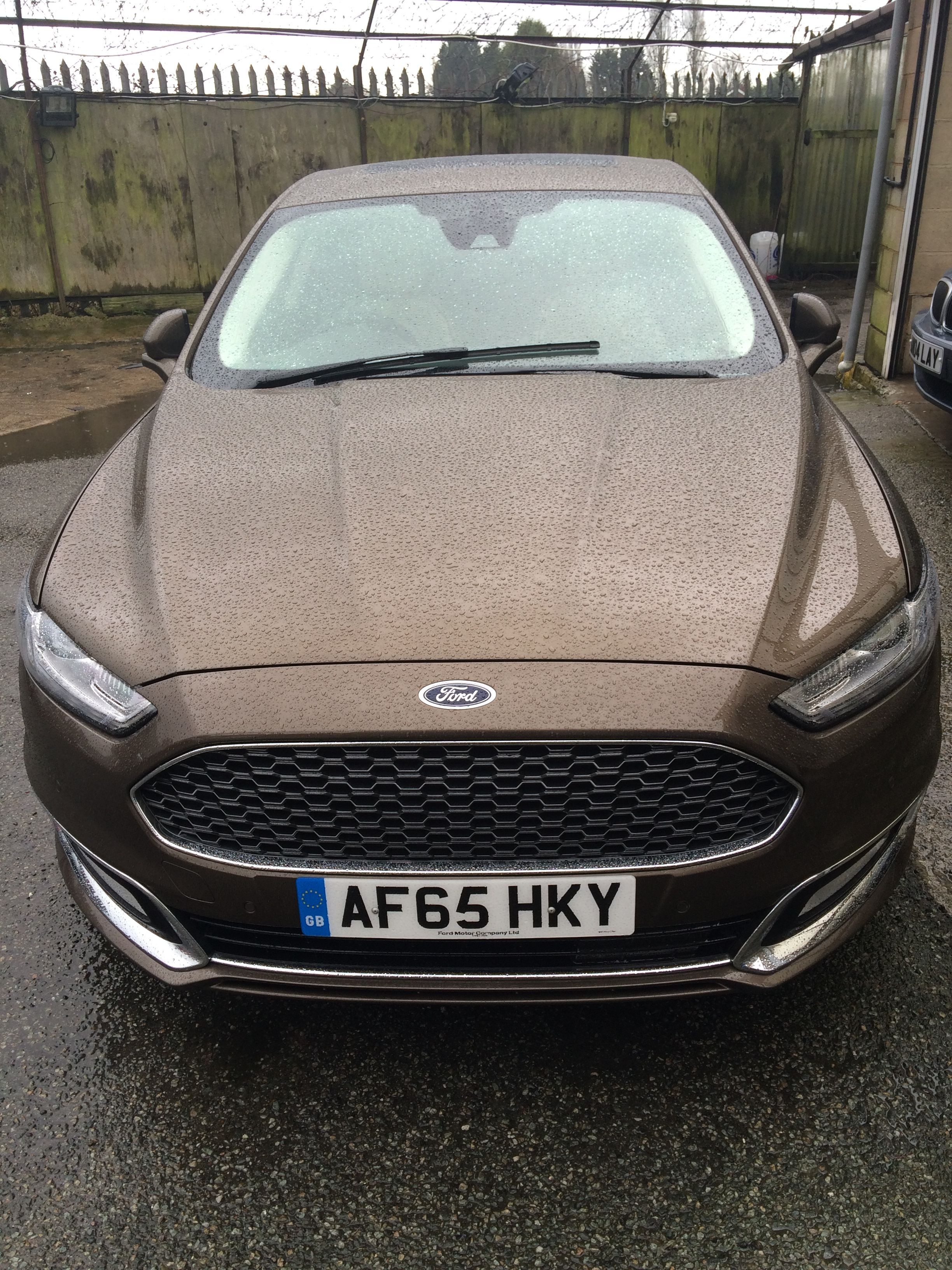 The Ford Mondeo Vignale Carleasing Deal One Of The Many Cars