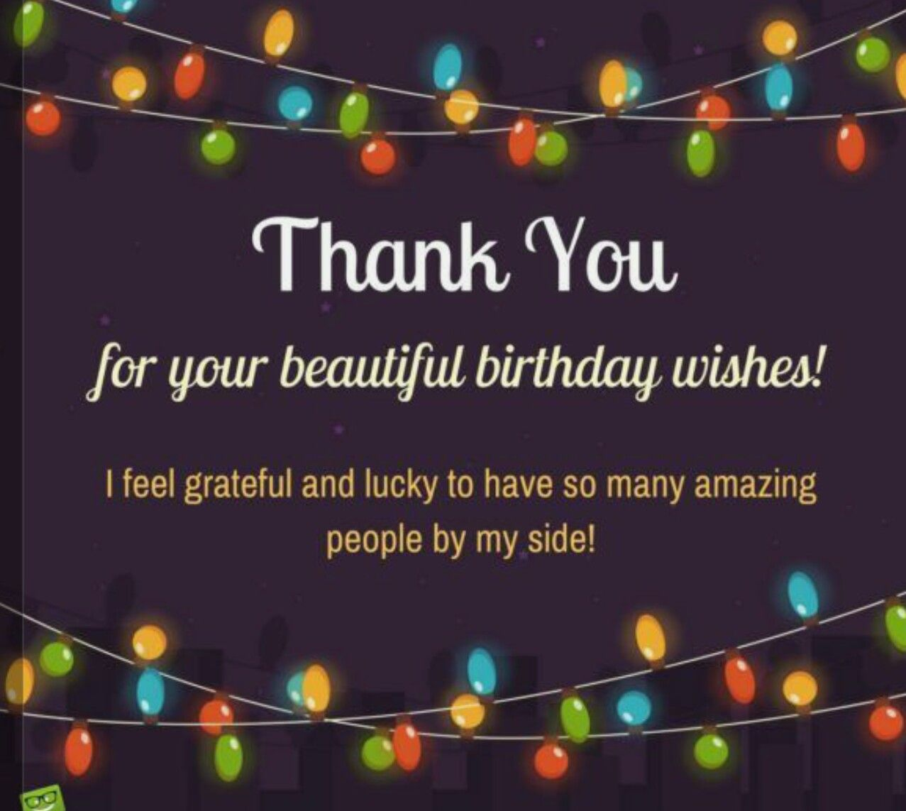 Thank You For Birthday Wishes.Birth Day Wishes Birthday Wishes For Myself Beautiful