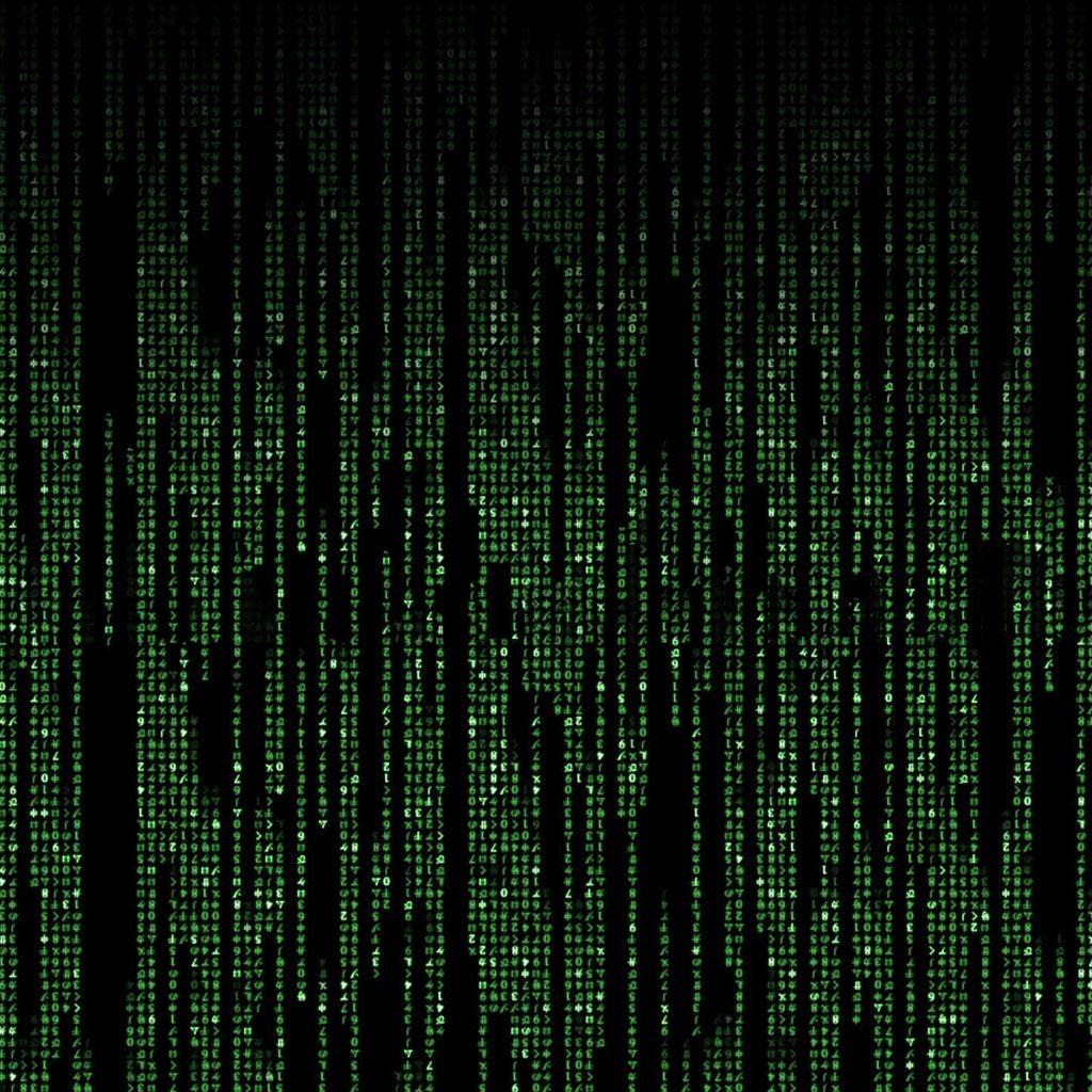 Abstract Shiny Matrix Code Retina Ipad Air Wallpaper Ipad Air Wallpaper Moving Wallpaper Iphone Ipad Wallpaper Retina