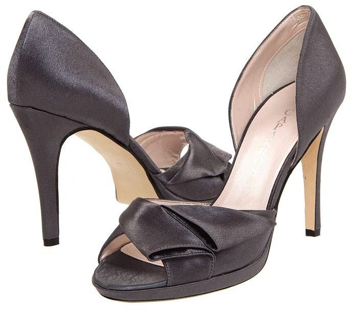 Bridesmaid shoes.... | My Modern Gray and Yellow Wedding ...