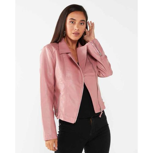 If you are into edgy looks then you will need this Jacket
