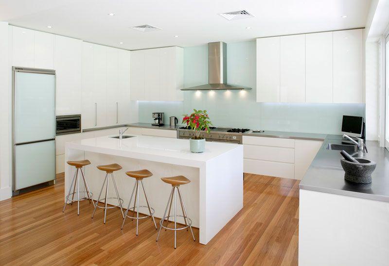 Resultado de imagen de cocinas modernas cocinas Pinterest