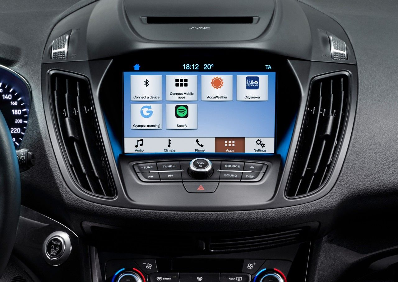 To Sync 3 Erxetai Sthn Eyrwph With Images Car Ford Ford Sync