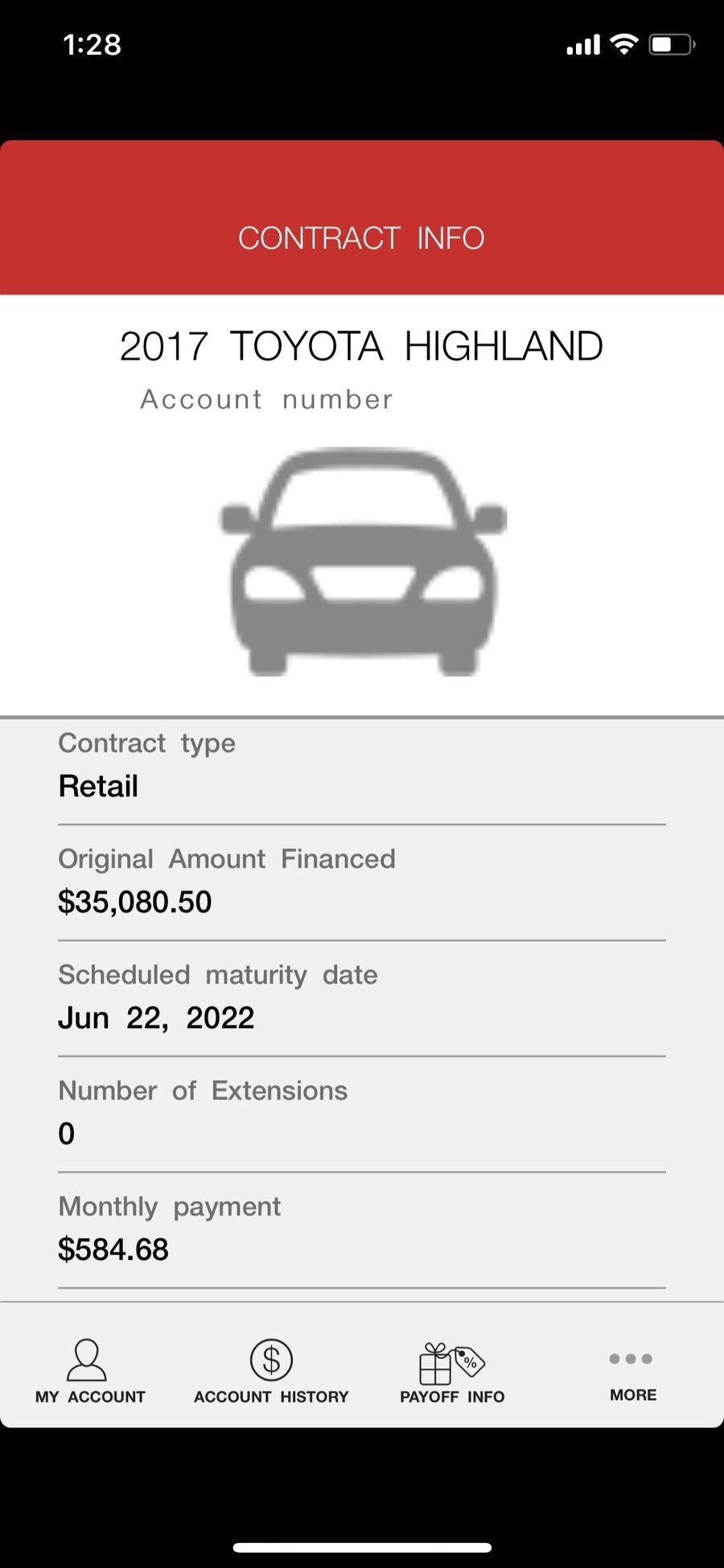 Mytfs Toyota Financial Finance Corporation Apps Ios Financial Finance Toyota