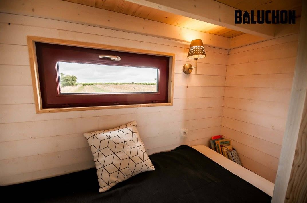 The Odyssee From Baluchon Tiny House Design Tiny House