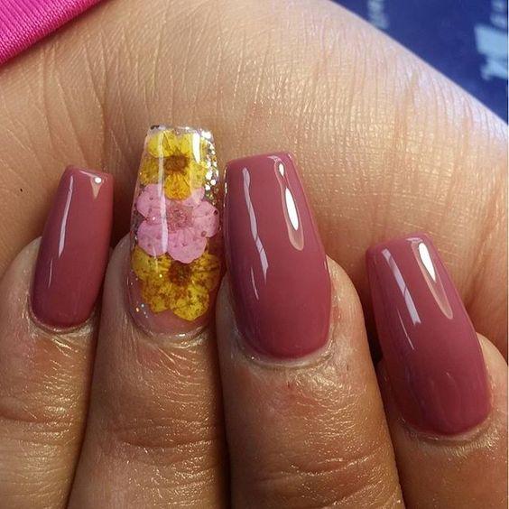 24 Diseños de uñas con encapsulado | Diseños de uñas, Arte de uñas y ...