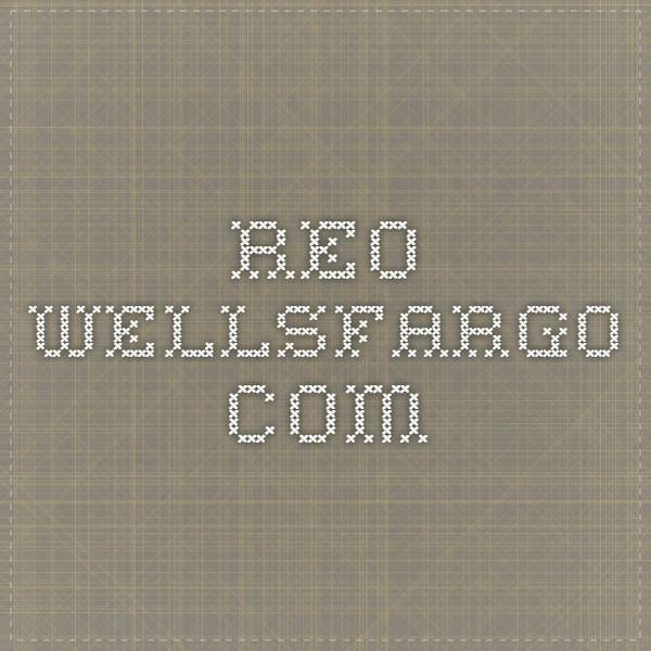 reo wellsfargo com | Real Estate Investing | Real estate investing