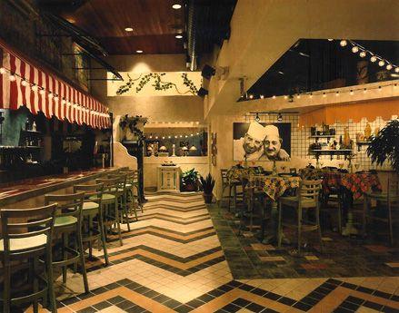 Olive Garden Altamonte Springs Interior Design Ramski Company