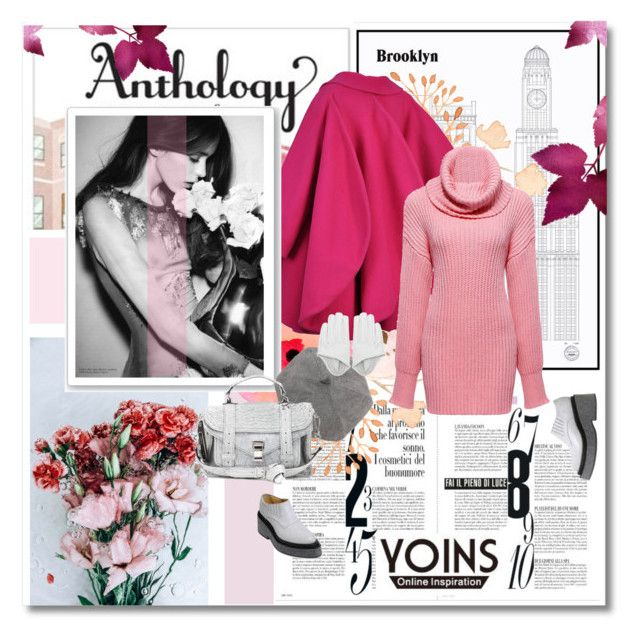 """""""Anthology - Yoins.com #3"""" by undici ❤ liked on Polyvore featuring Pierre Cardin, MM6 Maison Margiela and Proenza Schouler"""