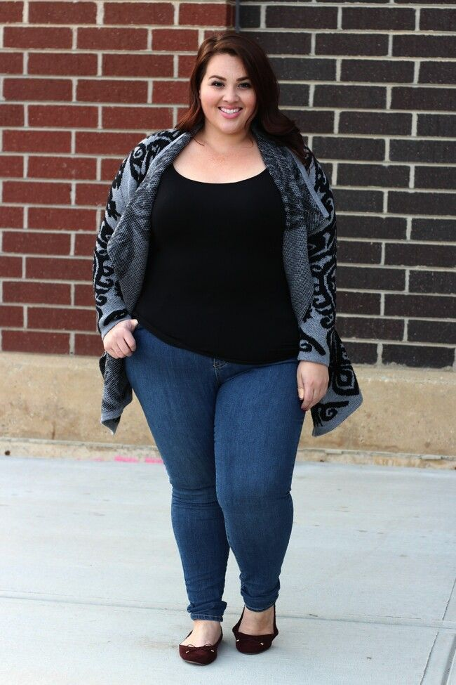 Толстые в джинсах фото — 14