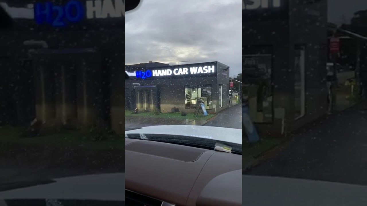 Best Hand Car Wash Center In Berwick, Clyde North, Officer
