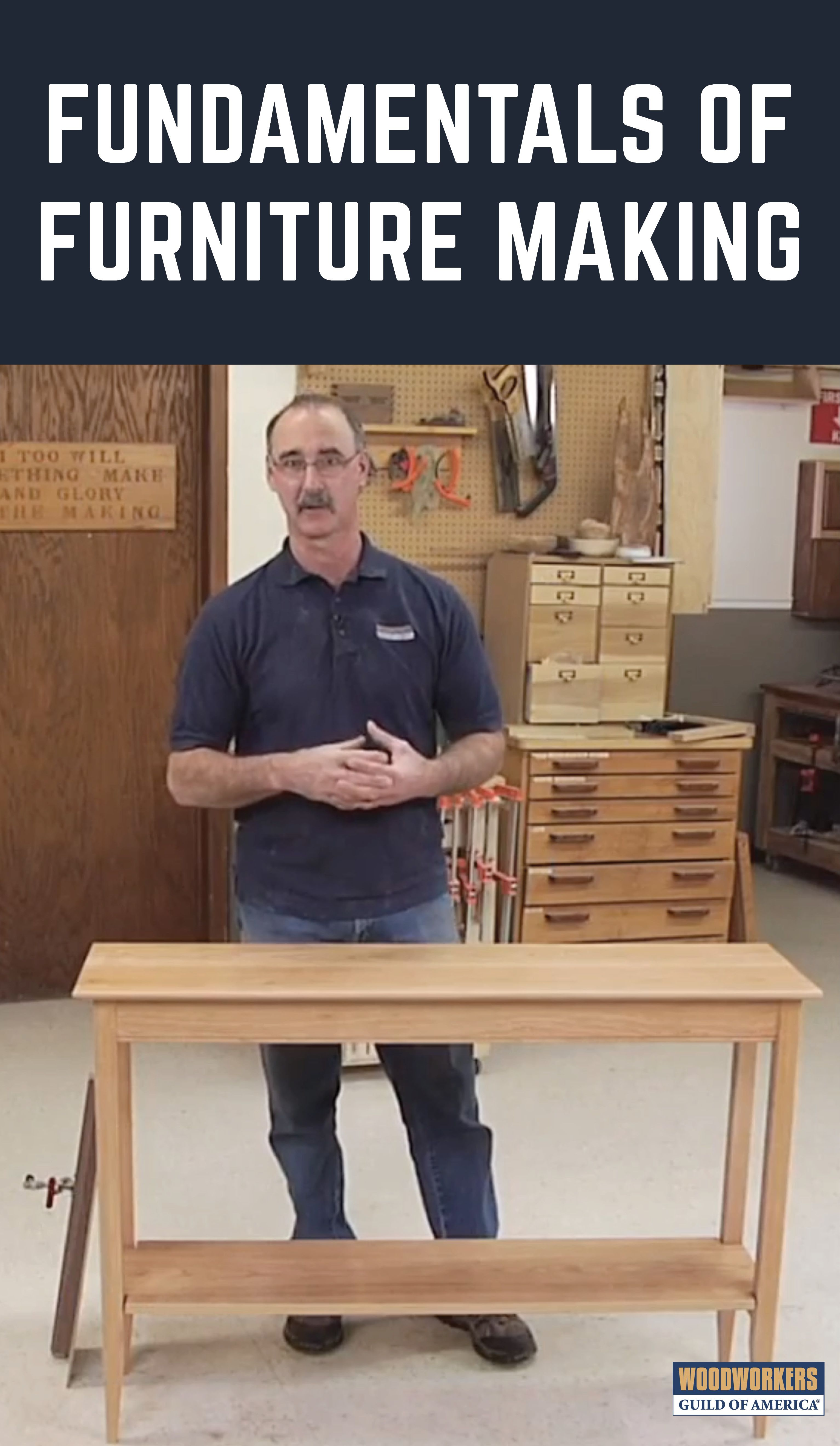 Fundamentals Of Furniture Making Furniture Making Woodworking