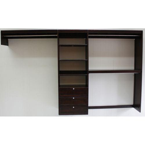 Allen Amp Roth Closet Organizer Closet Design And