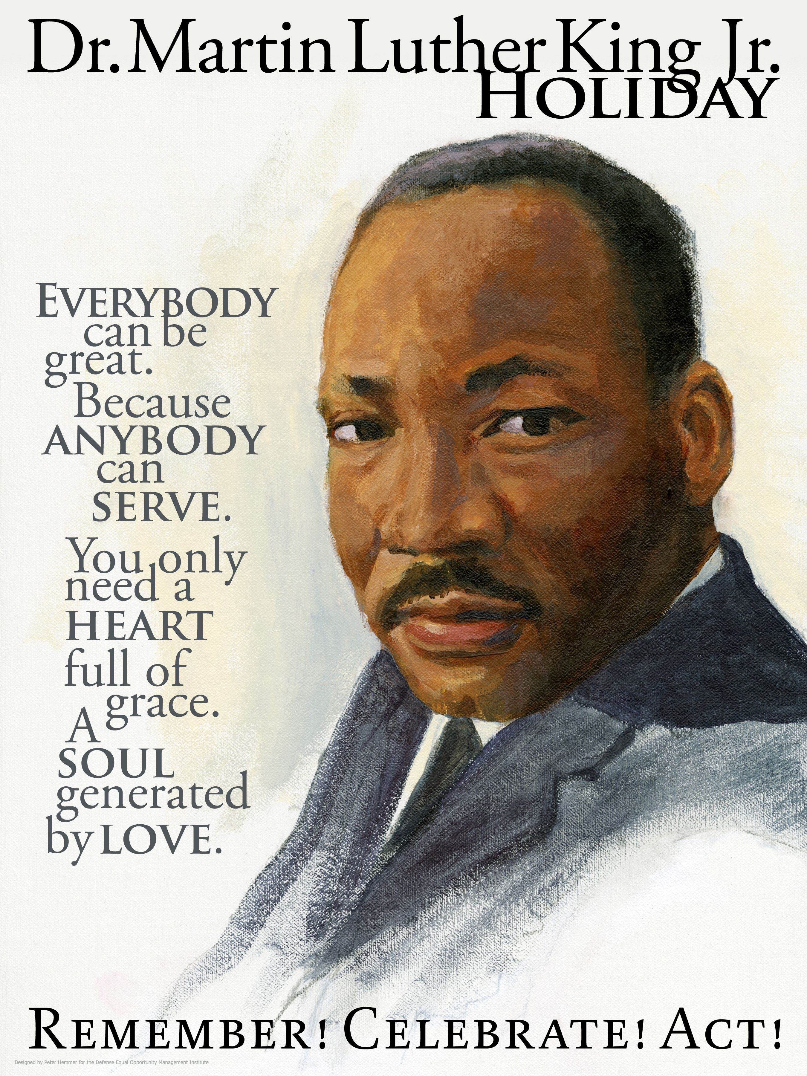 On This Day We Honor An American Hero Martin Luther King Jr We