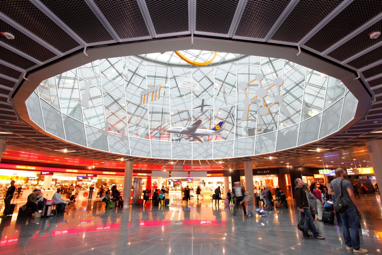 shoppingboulevardterminal1 Frankfurt Frankfurt