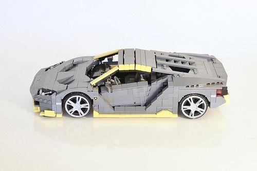 Lego Lamborghini Centenario Doof Lamborghini Centenario Lego