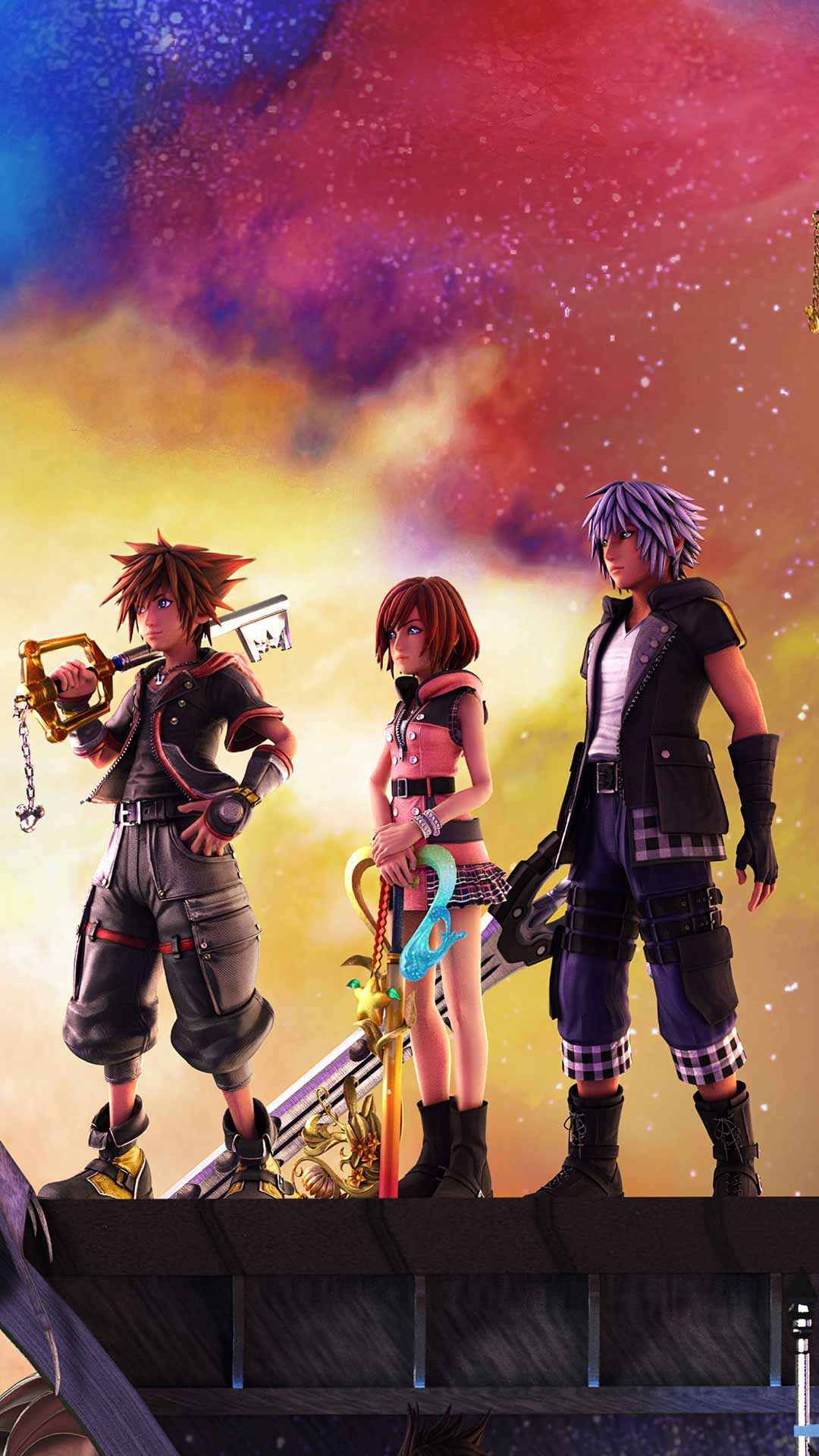 20 Kingdom Hearts 3 Phone Wallpaper Hd Backgrounds Iphone Android Free Characters Art Download In 2020 Kingdom Hearts Wallpaper Kingdom Hearts Heart Wallpaper Hd
