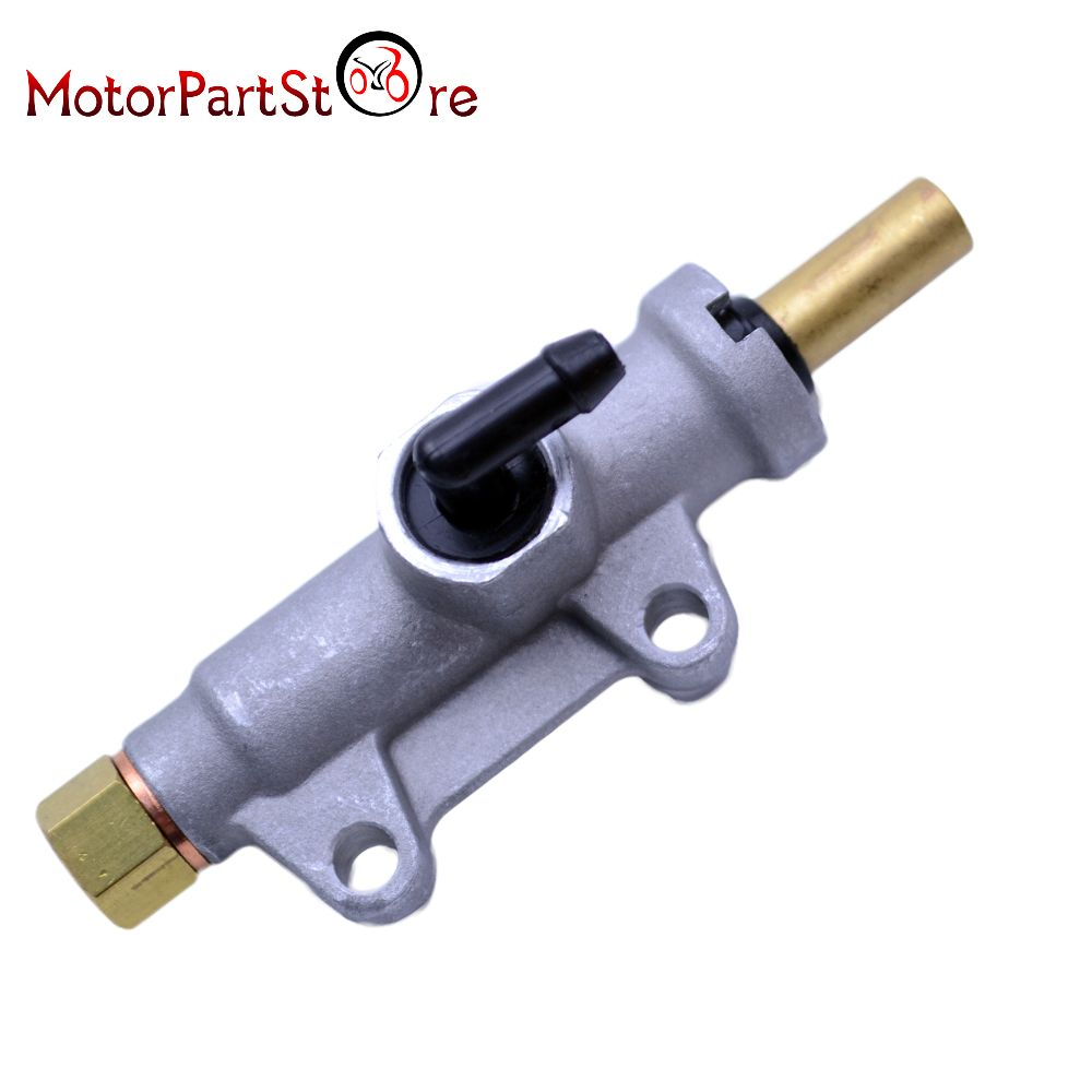 Motorcycle rear brake master cylinder for polaris trail boss 325 330 atv quad dirt pit bike