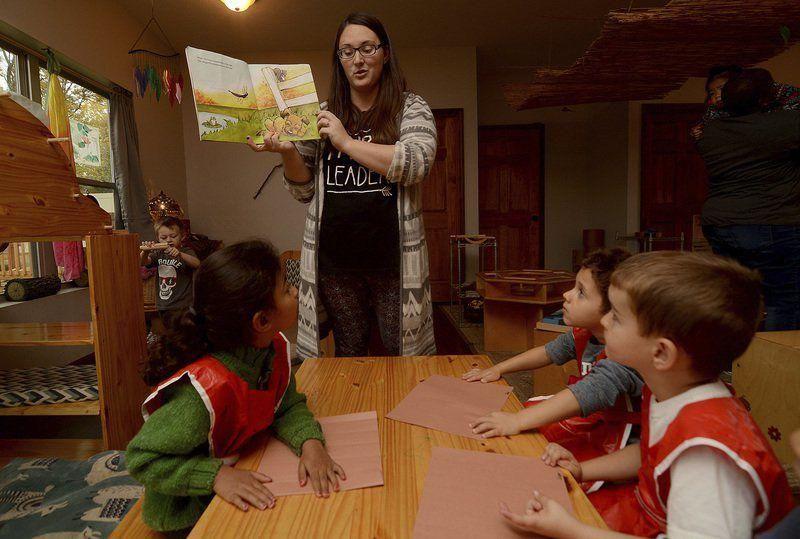 Child care shortage A 1 billion problem Overall