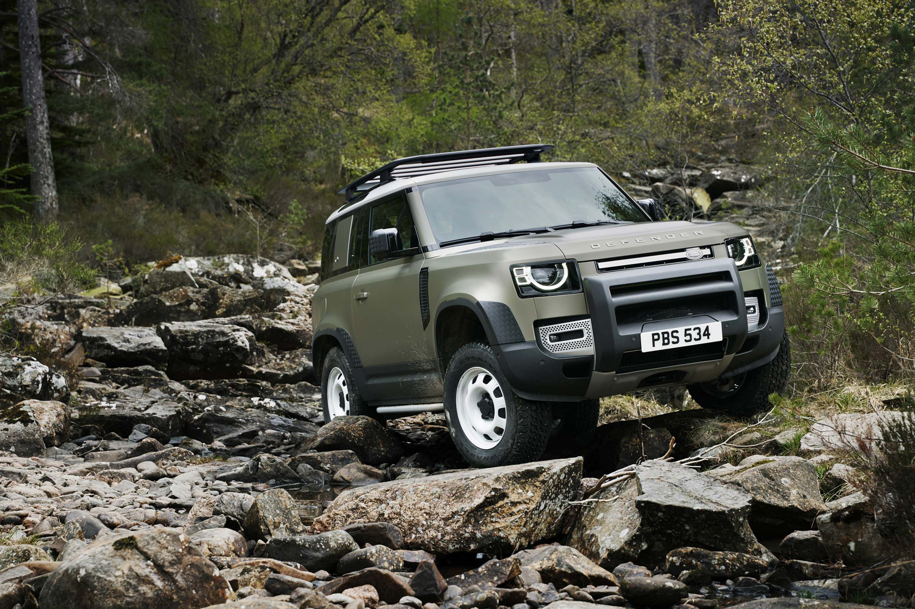 2020 Land Rover Defender Looks A Lot Like The 2011 Land