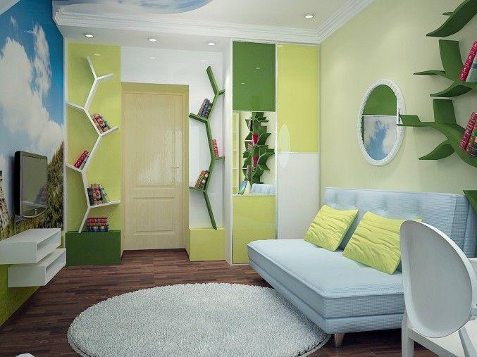 комнаты для девочек 10 лет фото