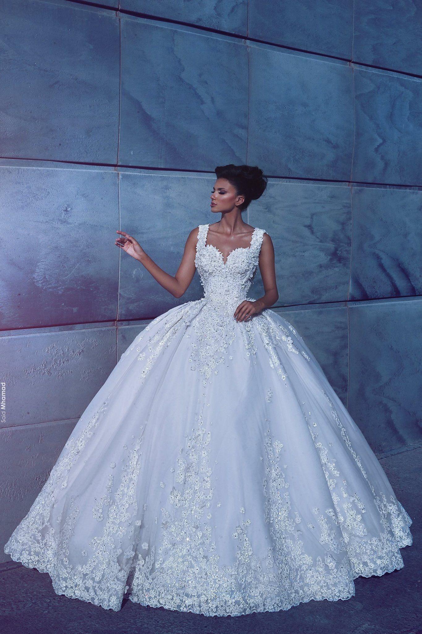Mayada Sahmarani Haute Couture | The Dress | Pinterest | Wedding ...