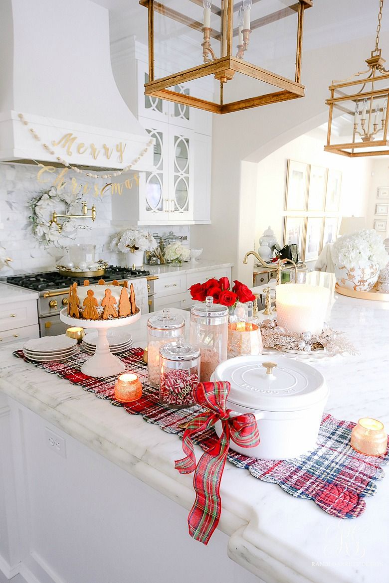 Simple Christmas Entertaining Ideas - Randi Garrett Design