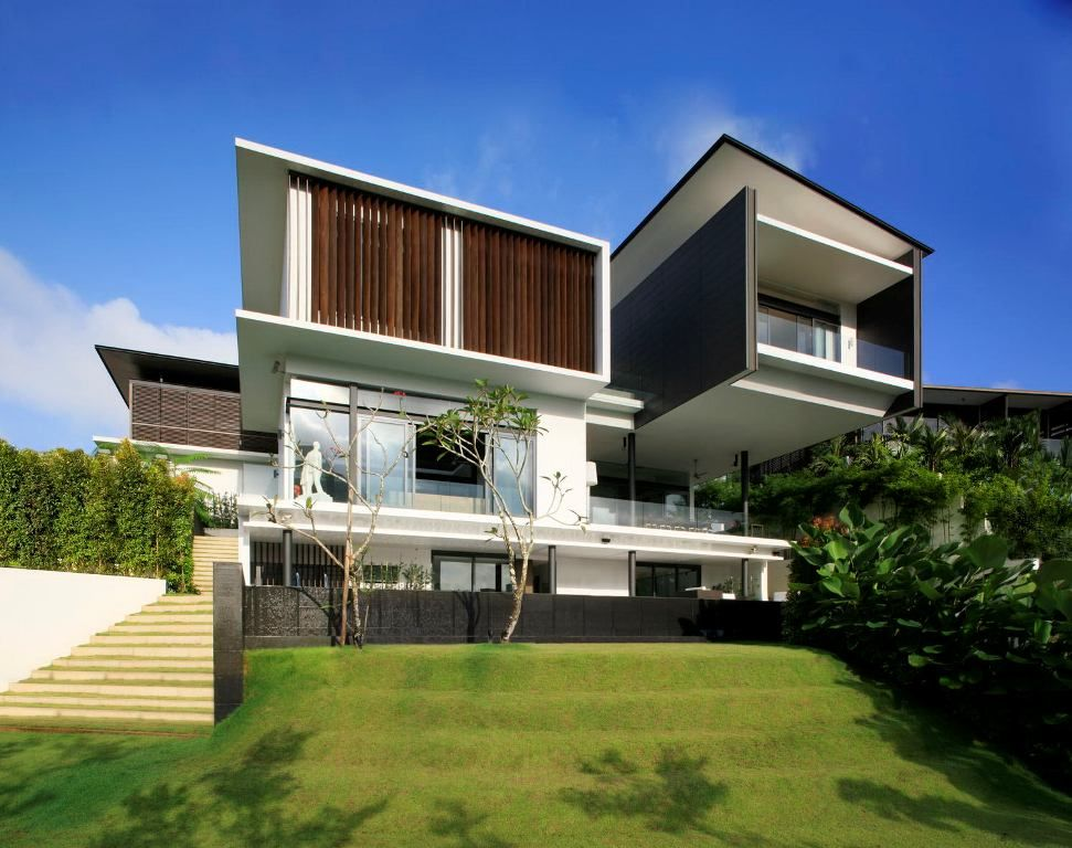 Residence | Top Residence Architects plusmood Hill Top Residence ...