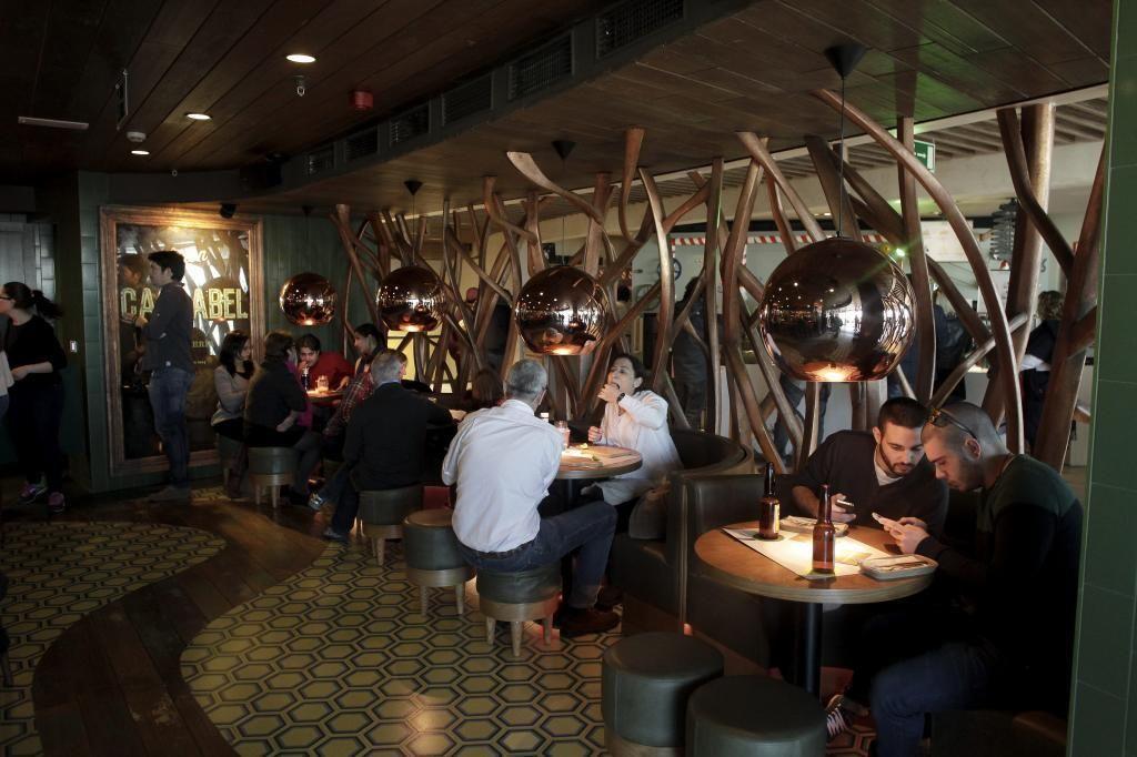 Siete estrellas Michelin en el nuevo 'cielo' gastronómico de Madrid | Madrid | EL MUNDO