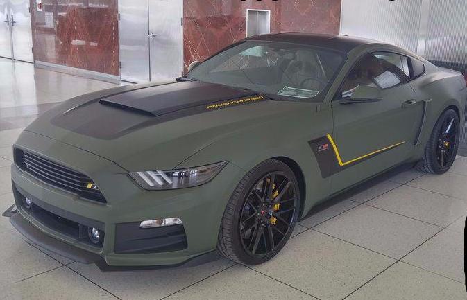 matte green mustang luxury cars mustang cars ford rh pinterest com