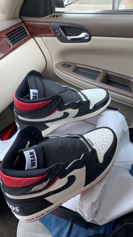 pretty nice fff33 8904a Air Jordan 1 Retro High OG NRG Not For Resale - Size 12  fashion