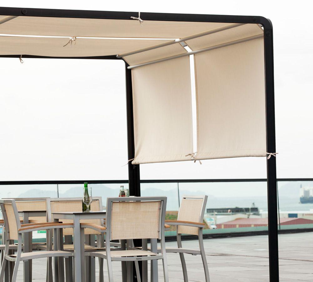 Pergola Ibiza 3 X 4 Jardinter Mobiliario Interior Jard N Y  # Geant Muebles De Jardin