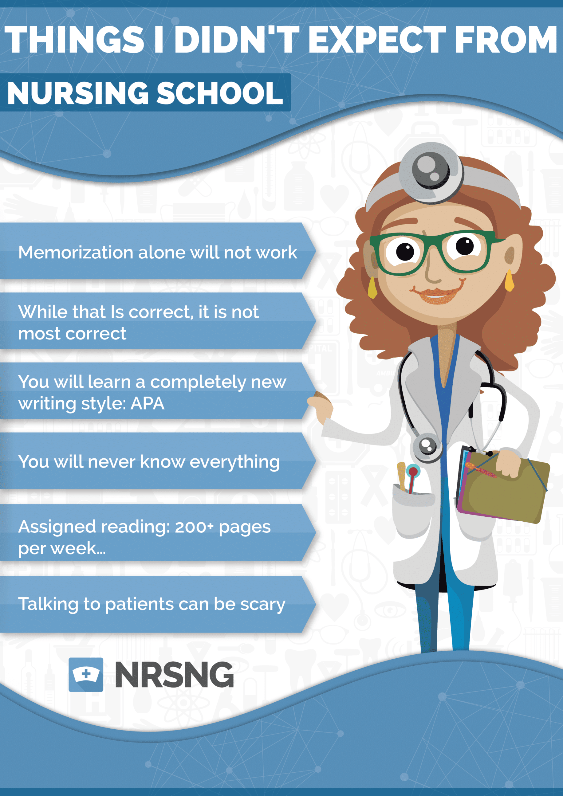 GINS05 What to Expect in Nursing School Online nursing