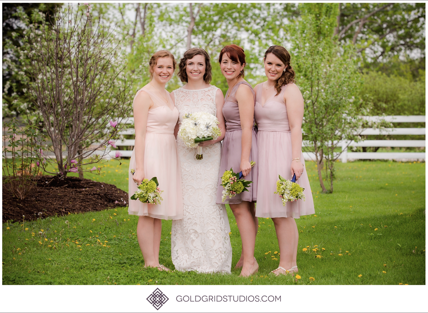 Gold dresses for wedding  Ready for spring Love the pastel bridesmaids dresses and wedding