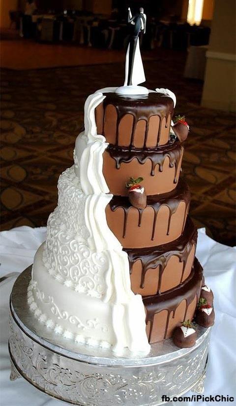 Yin Yang Wedding Cake Call Me A Hostess Pinterest Wedding