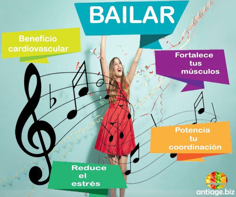Bailar Ejercita Al Cuerpo Y Sana El Alma Beneficios De Bailar Baile Terapia