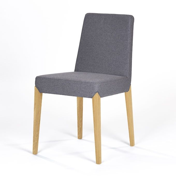 Salotto Dining Chair by Tom Kelley for Lambert