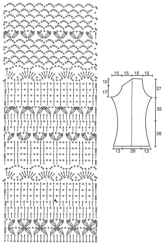 TRICO y CROCHET-madona-mía: Pantalones a Crochet.Modelos para ...