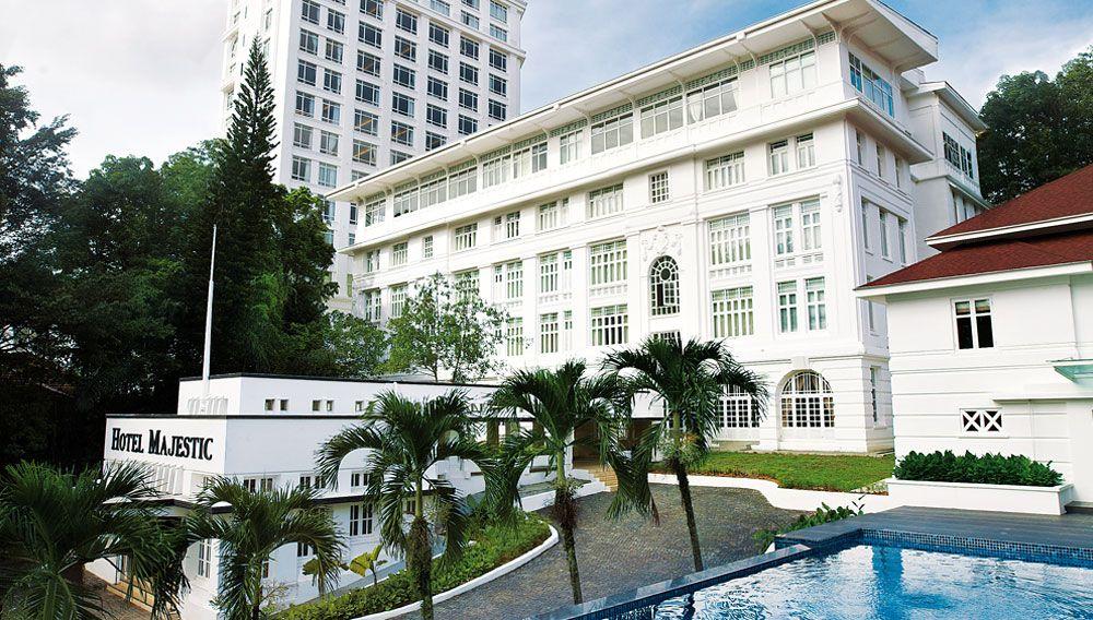 Sneak Peek Majestic Hotel Kuala Lumpur Travel Robb Report The Global Luxury Source Majestic Hotel Hotel Kuala Lumpur Kuala Lumpur