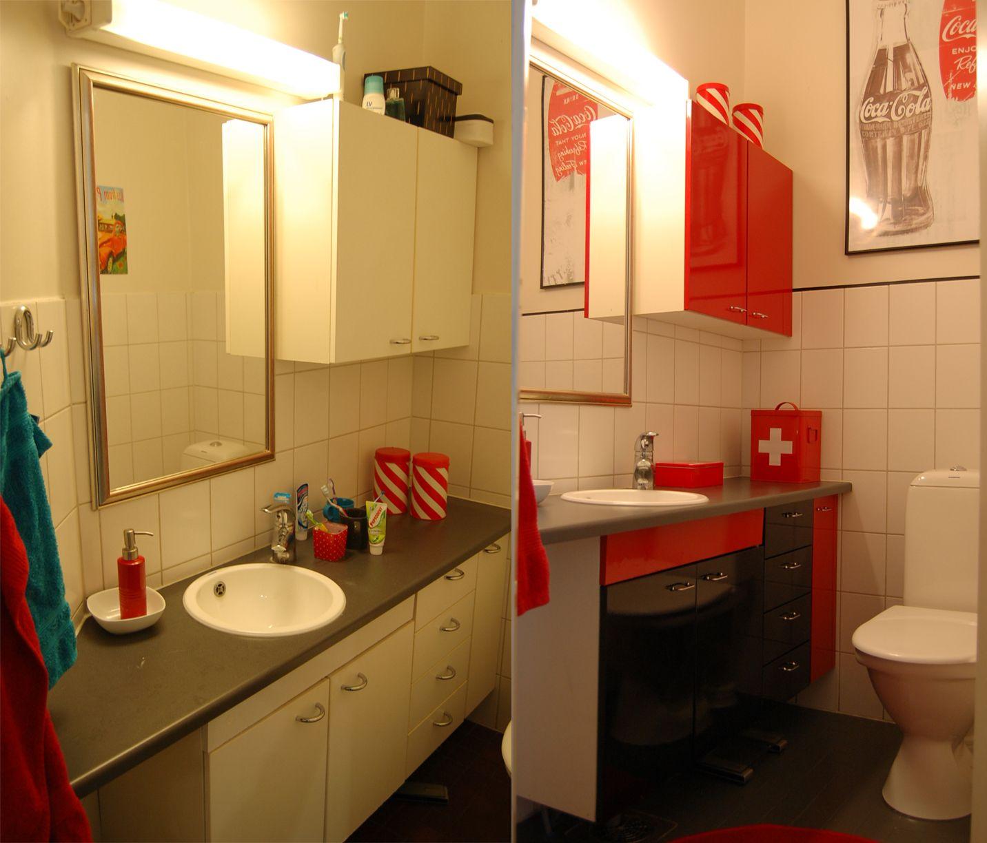 Villa Kiana Pimp My Bathroom Use Dc Fix To Cover Your