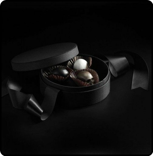 life is like a box of chocolates…