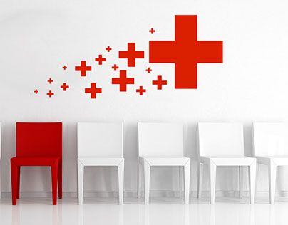 Waiting room Logo, Interior Design, Wall Art