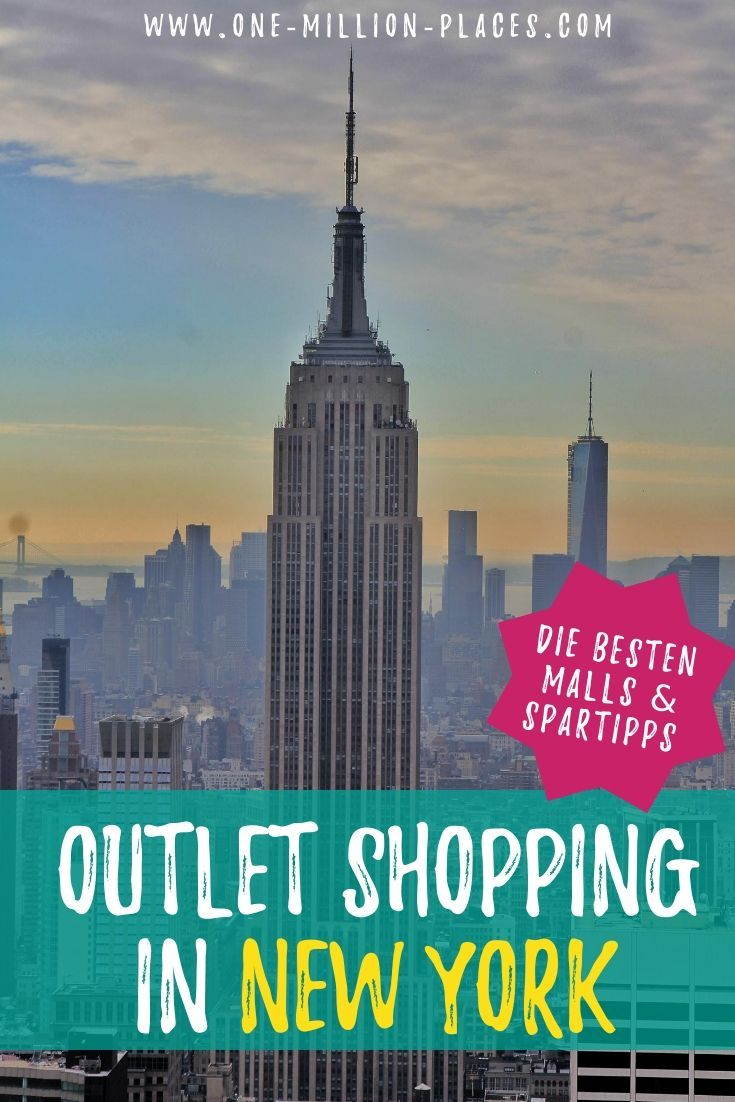 Photo of Outlet Shopping in New York? Die besten Malls & Spartipps