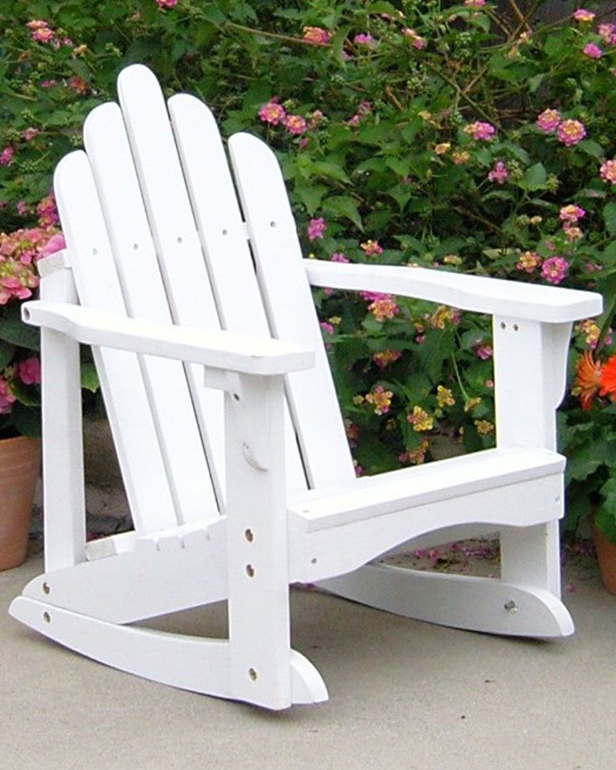 Pleasing Marina Kids Adirondack Rocker Chair Chair Kidsbaby Pdpeps Interior Chair Design Pdpepsorg