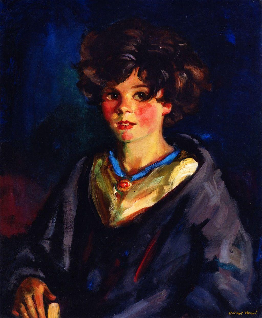 Robert Henri - Annie Beg - 1925