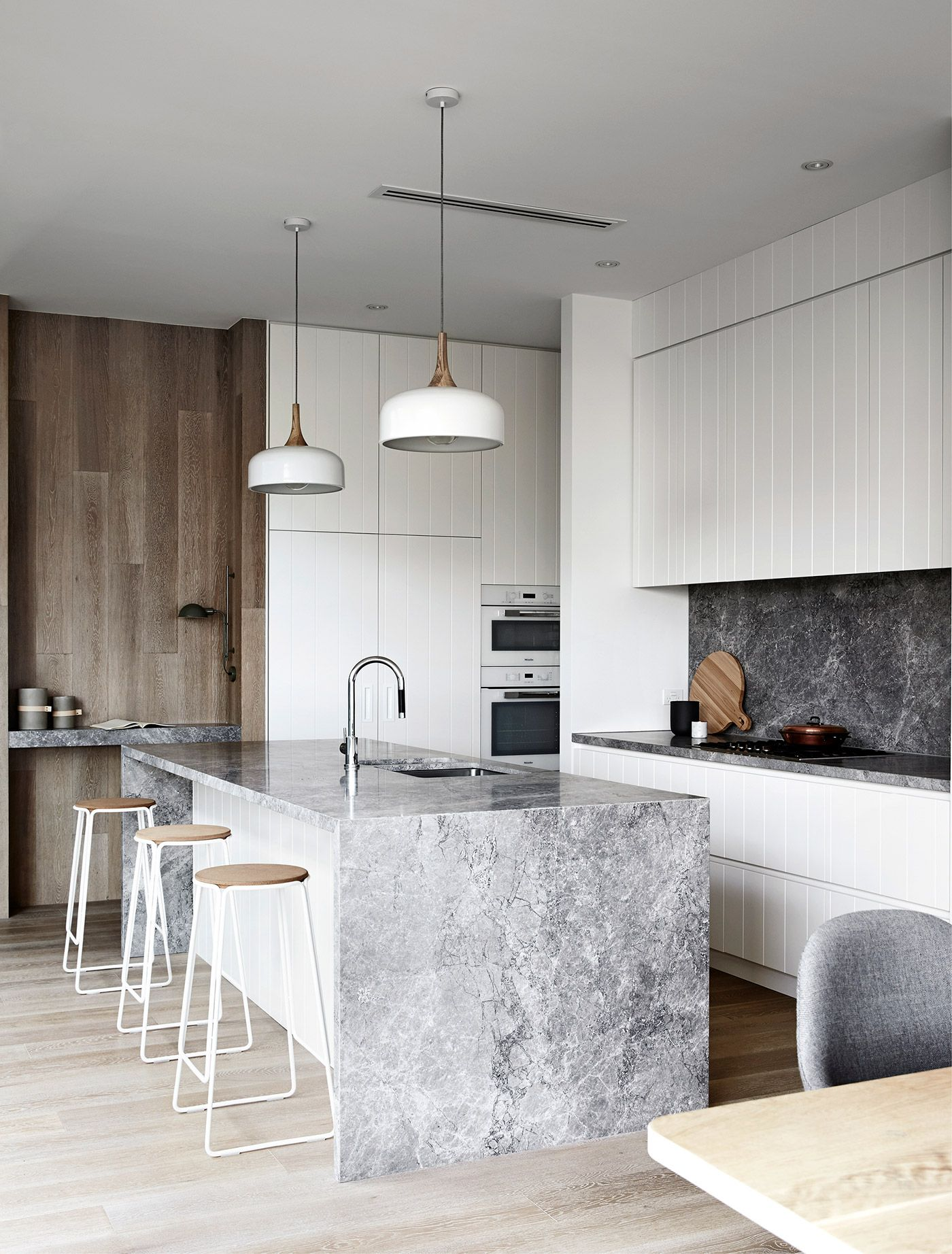 modern kitchen minimal kitchen scandinavian kitchen