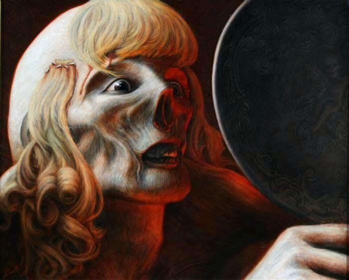 DARK ART S.XXI: PAUL BOOTH