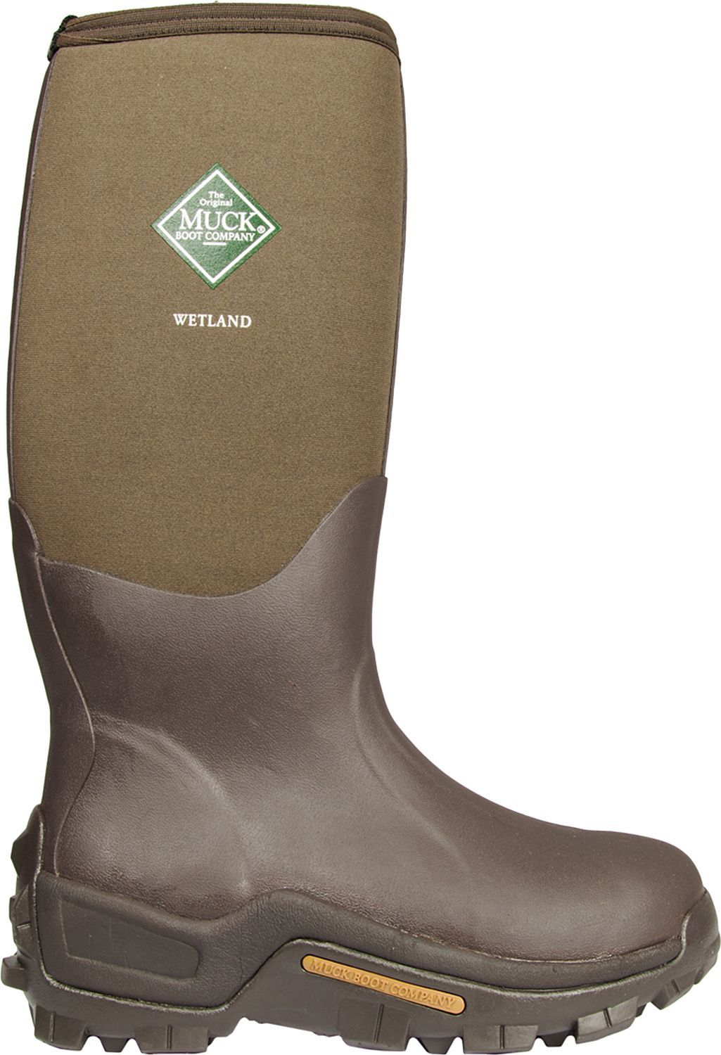 46549254c064d Muck Boots Company Men's Wetland Rubber Hunting Boots | DICK'S Sporting  GoodsProposition 65 warning iconProposition 65 warning icon